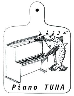 What kind of fish? Music Jokes, Music Humor, Funny Music, Music Stuff, My Music, Piano Pictures, Giving Thanks To God, All About Music, Music Gifts