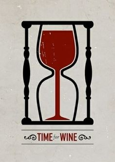 Clearly it's time for wine. Happy Friday! #tgif #wine #winelovers