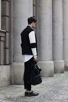 Martyn Tichy (via menoflookbook) - MEN STYLED