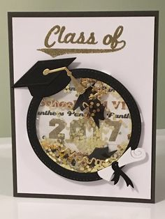 Pretty as a Picture Scrapping: Graduation Graduation Cards Handmade, Graduation Gifts, Up Book, Cricut Cards, Fathers Day Cards, Shaker Cards, Graduation Invitations, Congratulations Card, Christmas In July