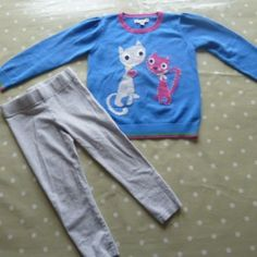 New Girls Bundle Age 4-5 Years, Autumn/Winter. Little Wardrobe.
