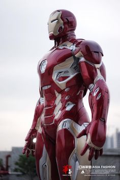 Who is the intelligent personality in avengers.