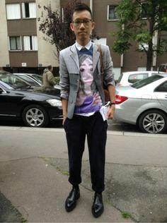 Moodlook.com : the fashion network | 2013-06-28 France Paris
