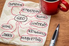 SEO marketing is a practice of getting higher rank to a business website through organic search engine result that helps to increase traffic to the website. It is a cost-effective marketing strategy that increases usability and brand awareness. Seo Strategy, Content Marketing Strategy, Seo Marketing, Marketing Digital, Internet Marketing, Online Marketing, Business Marketing, Marketing Professional, Business Analyst