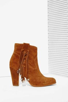Kate Bosworth x Matisse Emma Suede Bootie - Shoes | Heels | Shoes | All | Shop The Trend