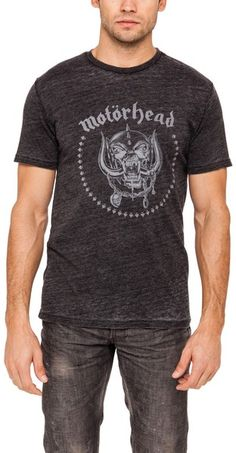 Chaser Black Spades and Chains Motorhead Tshirt