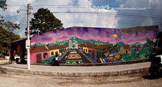 Concepción de Ataco, Ruta de Las Flores