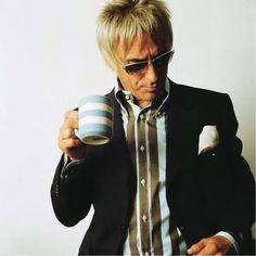 Modfather Paul Weller