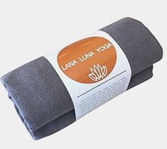 Lana Luna Yoga Non-Slip Hot Yoga Towel - Microfiber Technology - Machine  Washable - Super Soft 29572dcebd997