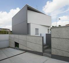 Moderne Gartenzäune Schaffen Sichtschutz Im Außenbereich | Garten ... Mauerwerk Als Sichtschutz Haus Design Idee