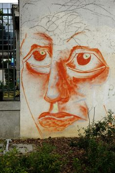 Vitry-sur-seine - square Charles Fourier - street art #toobuku // www.thebukuproject.com