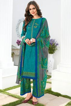 9fefe093b0 Kalakriti Summer Special Lawn Cotton Printed With Embroidery Suits 7007  KalakritiSummer Special Price Rs.1,150.00