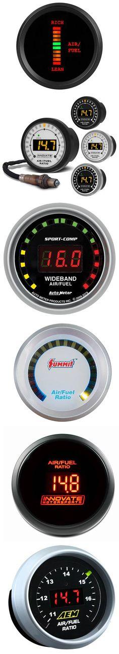 Summit Digital Meters : Innovate mtx l digital air fuel ratio gauge kits gauges
