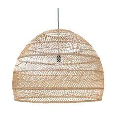 Wouw, dit is nog eens een mooie hanglamp van HK-Living! Deze kroonluchter is helemaal met de hand geknoopt! Hoe tof is dat? Ook verkrijgbaar in een kleinere var