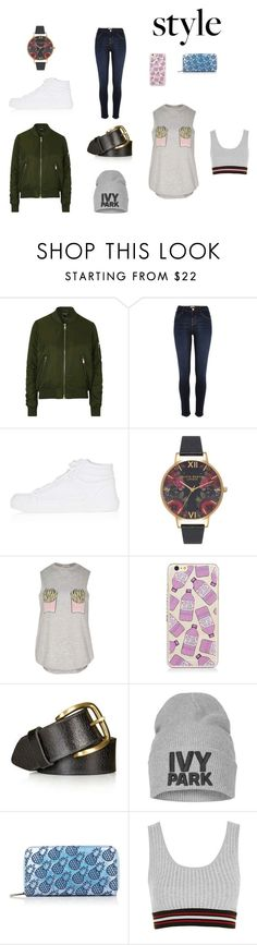 """""""Style"""" by kerriturner on Polyvore featuring Topshop, River Island, trend and PolyPower"""
