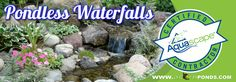 Pondless Waterfalls|Landscape Ideas|Rochester - NY-Acorn Ponds & Waterfalls