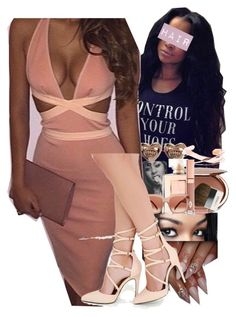 """""""Kim Kardasian Style"""" by missk2blue ❤ liked on Polyvore featuring Juicy Couture, Sugar, Clinique, Chanel, Charlotte Tilbury, CÉLINE and Qupid"""