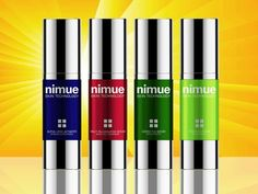 Boost your skin this summer…  Ask your Nimue Skin Professional which booster is best suitable for your skin concern