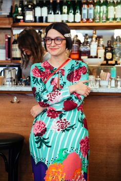Dressing and Dining with Jack's Wife Freda | The Style Line