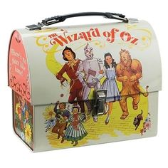 Vintage Lunchboxes | Some vintage lunch boxes that will bring you back..