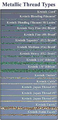 """Kreinik Assorted 1//8/"""" Ribbon Grab bag Pack of 5"""