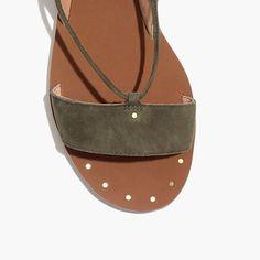9431f586136 The Bridget Lace-Up Sandal