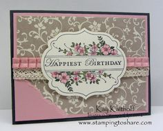 Stamping to Share: 2/14 Valentine Fishes & Stampin' Up! Apothecary Art