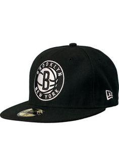 New Era 59FIFTY Brooklyn Nets Hats at NetsStore.com