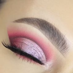 120 people who did glitter eyeshadow makeup the right way – page 18 Make Up Tutorials, Glitter Eyeshadow, Eyeshadow Makeup, Eyebrow Makeup, Eye Makeup Tips, Makeup Tools, Prom Makeup, Bridal Makeup, Mascara Primer