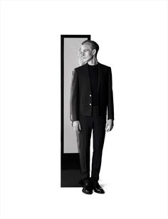Gerhard Freidl for Dior Homme Spring 2013  #MensFashion