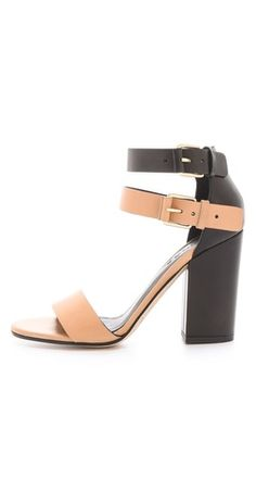 Vince Lana Double Strap Sandals | SHOPBOP