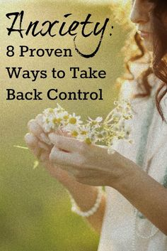 ANXIETY is a natural, instinctive hormonal full body response by a nervous system on autopilot. But - it can be controlled ... http://www.heysigmund.com/anxiety-proven-ways-to-take-back-control/