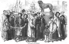 Agriculturalists at the Exhibition from The Illustrated London News (19 July 1851): 101.