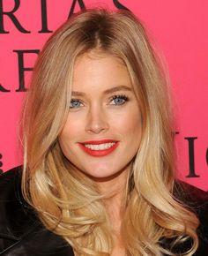 Doutzen Kroes: prefectly blonde!