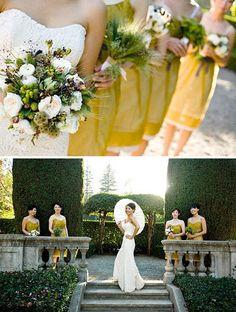 Real Wedding: Iris + Travis at Beaulieu Gardens in Napa California