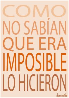 Filosofia de vida. Extret d'un Blog molt bonic: http://www.descosido.es/