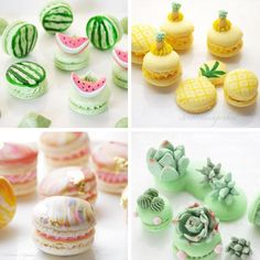 Die Macarons von Christina sind einfach zum Anbeißen!  sc 1 st  Pinterest & Macarons | Ideas and whatu0027s not | Pinterest | Macarons Macaroons ...