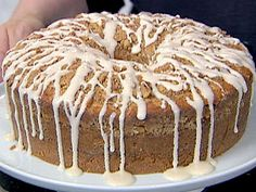 Barefoot Contessa Sour Cream Coffee Cake
