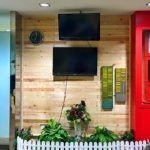 DIY Pallet Wall Paneling Design