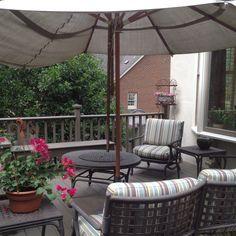 Outdoor patio furniture (: