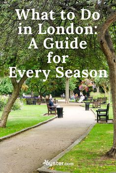 London is an excellent year-round destination, with plenty to do both indoors and outdoors no matter what your interests are. However, each season brings its own distinct vibe and activities. Here's a snippet of the best that London has to offer in each season.