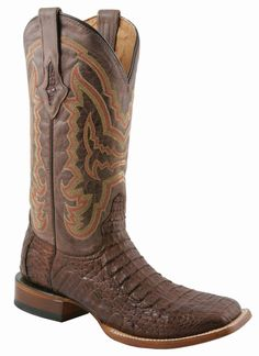 georgetowncowboyboots - Lucchese Since 1883 Mens Cigar Hornback Caiman Cowboy Boots M4539, $517.95 (http://www.georgetowncowboyboots.com/lucchese-since-1883-mens-cigar-hornback-caiman-cowboy-boots-m4539/)