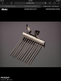 Handmade Hair Pick