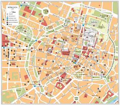Munich_Map_of_downtown_