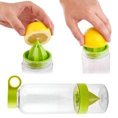 Citrus Zinger Water Bottle - $16