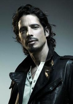 Chris Cornell... This is a Great pic...