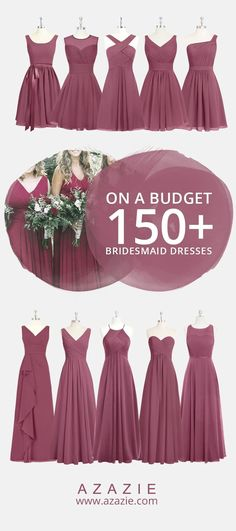 Invite your desired marriage occasion with our bridesmaid evening wear, styles & inspiring ideas. Online store by shade, value, layout and release trend to create your ideal look. #Bridesmaid Dresses
