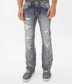 Rock Revival Kieran Slim Boot Jean at Buckle.com