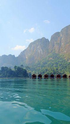 Cheow Lan Lake, Khao Sok - Thailand