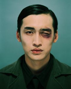 whitestbitchalive: Wang Yi Fei Untitled (Self-Portrait), 2006